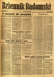 Dziennik Radomski, 1944, R. 5, nr 161
