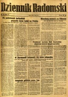 Dziennik Radomski, 1944, R. 5, nr 170