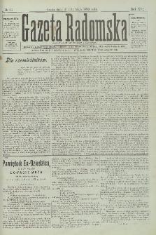 Gazeta Radomska, 1899, R. 16, nr 44