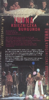 """[Ulotka """"Iwona księżniczka Burgunda"""" ; """"Siostrunie""""] / Teatr Powszechny im. Jana Kochanowskiego w Radomiu"""