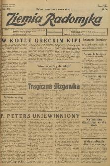 Ziemia Radomska, 1935, R. 8, nr 56
