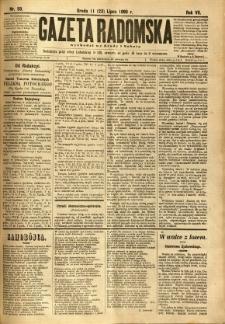 Gazeta Radomska, 1890, R. 7, nr 59