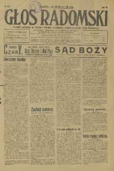 Głos Radomski, 1918, R. 3, nr 59