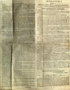 Dziennik Urzędowy Gubernii Radomskiej, 1854, nr 4, dod. I