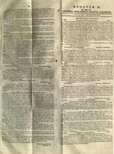 Dziennik Urzędowy Gubernii Radomskiej, 1854, nr 19, dod. II