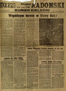 Dziennik Radomski : Kurier Kielecki, 1945, R. 6, nr 1