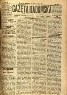 Gazeta Radomska, 1890, R. 7, nr 80