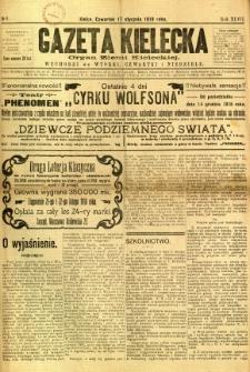 Gazeta Kielecka, 1918, R. 47, nr 8