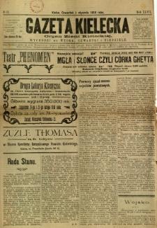 Gazeta Kielecka, 1918, R. 47, nr 13