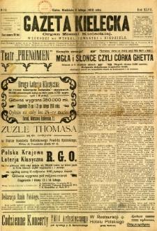 Gazeta Kielecka, 1918, R. 47, nr 14