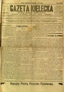 Gazeta Kielecka, 1918, R. 47, nr 154