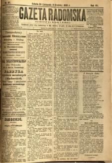Gazeta Radomska, 1890, R. 7, nr 97