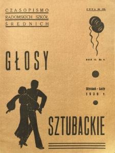 Głosy Sztubackie, 1936, R. 2, nr 4