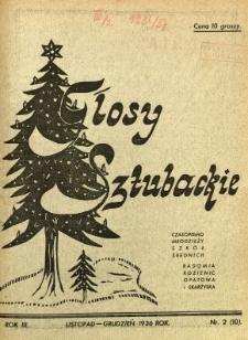 Głosy Sztubackie, 1936, R. 3, nr 2