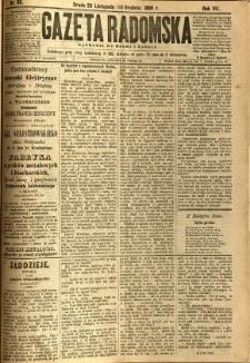 Gazeta Radomska, 1890, R. 7, nr 98