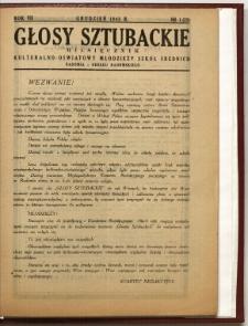 Głosy Sztubackie, 1945, R. 7, nr 1