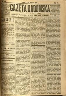 Gazeta Radomska, 1890, R. 7, nr 100
