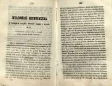 Wiadomość historyczna o biskupich niegdyś dobrach zamku i mieście Iłży