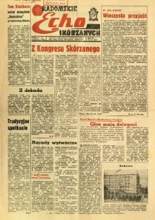Radomskie Echo Skórzanych, 1966, R. 11, nr 28