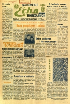 Radomskie Echo Skórzanych, 1966, R. 11, nr 34