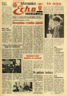 Radomskie Echo Skórzanych, 1967, R. 12, nr 15