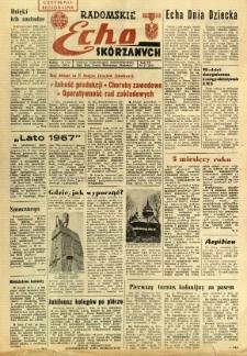 Radomskie Echo Skórzanych, 1967, R. 12, nr 17