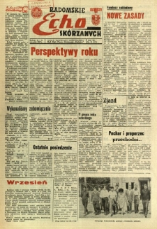 Radomskie Echo Skórzanych, 1967, R. 12, nr 23