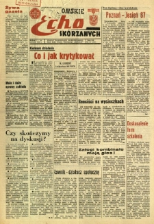 Radomskie Echo Skórzanych, 1967, R. 12, nr 27
