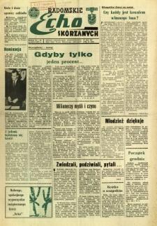 Radomskie Echo Skórzanych, 1967, R. 12, nr 34