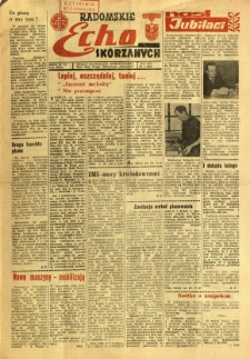 Radomskie Echo Skórzanych, 1968, R. 13, nr 5
