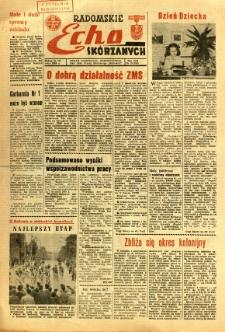 Radomskie Echo Skórzanych, 1968, R. 13, nr 15