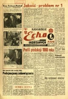 Radomskie Echo Skórzanych, 1969, R. 14, nr 3