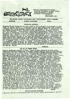 Wolny Robotnik, 1986, wydanie specjalne
