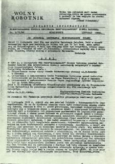 Wolny Robotnik, 1988, nr 2