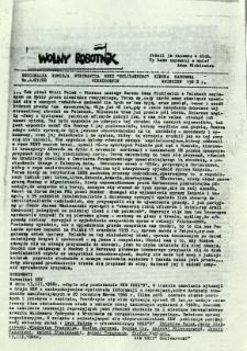 Wolny Robotnik, 1988, nr 4
