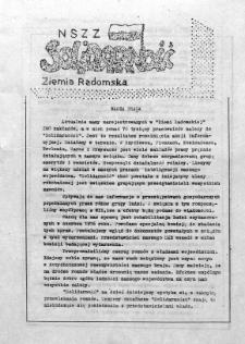 NSZZ Solidarność Ziemia Radomska, 1980, [nr2]