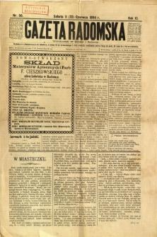 Gazeta Radomska, 1894, R. 11, nr 50