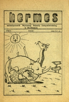 Hermes, 1986, R. 2, nr 5