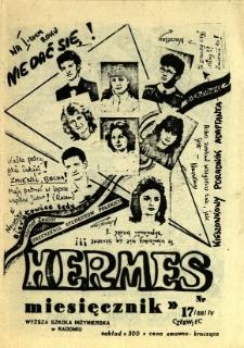 Hermes, 1988, R. 4, nr 17