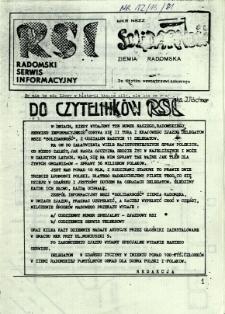 Radomski Serwis Informacyjny, 1981, nr [12/13]