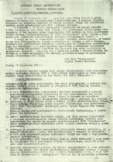 Radomski Serwis Informacyjny, [1981], wydanie nadzwyczajne
