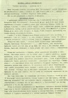Radomski Serwis Informacyjny, [1981], wydanie specjalne-zjazdowe 2