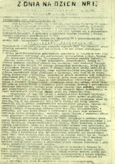 Z Dnia na Dzień, 1981, nr 12