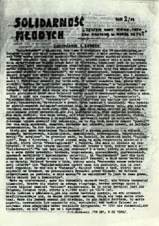 Solidarność Młodych, 1989, nr 2
