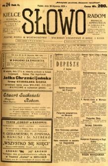 Słowo, 1923, R.2, nr 24