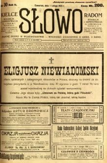 Słowo, 1923, R.2, nr 30