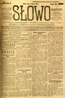Słowo, 1923, R. 2, nr 60