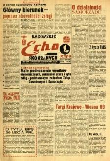 Radomskie Echo Skórzanych, 1969, R. 14, nr 10