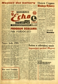 Radomskie Echo Skórzanych, 1969, R. 14, nr 13