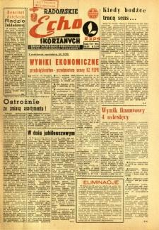Radomskie Echo Skórzanych, 1969, R. 14, nr 15